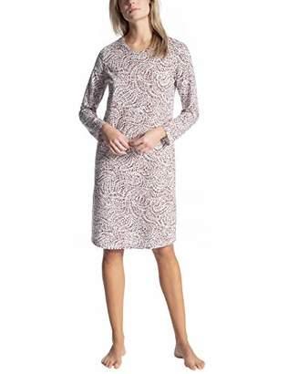 Calida Women's Cosy Cotton Trend Nightie,(Size: X-Small)
