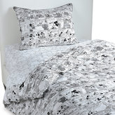 Disney Mickey Mouse Comic Strip Duvet Cover by Ethan Allen
