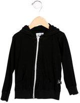 Nununu Boys' Hooded Knit Jacket
