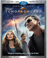Disney Tomorrowland Blu-ray Combo Pack