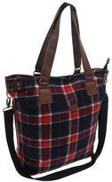 Soulcal Cal Tartan Tote Bag