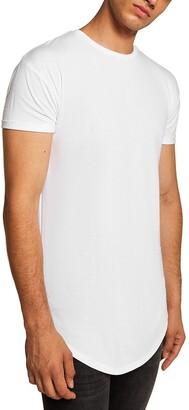 Topman Scotty Longline T-Shirt