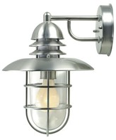 Lite Source Lamppost Outdoor Wall Lamp