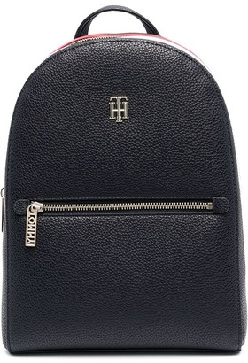 Tommy Hilfiger Essence pebble-texture backpack