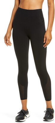 Spanx Every.Wear Laser Wave Pocket 7/8 Active Leggings