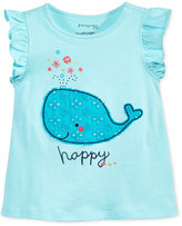 First Impressions Graphic-Print Cotton Tank, Baby Girls (0-24 months), Created for Macy's