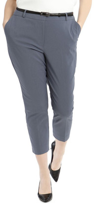 Chloé Tokito Curve Cropped Belted Pant Dusty