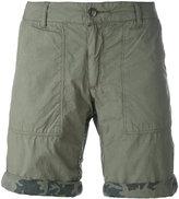 Woolrich reversible shorts - men - Cotton - 32