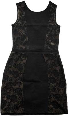 MANGO Black Dress for Women