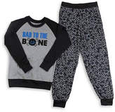 Joe Boxer Two-Piece Bad To The Bone Top and Pants Set