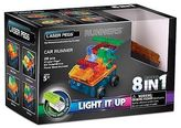 Laser Pegs 8 in 1 Car Runner Lighted Construction Toy