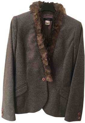 Gibson Grey Wool Jacket for Women Vintage