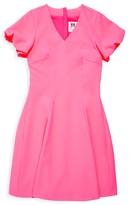 Milly Girl's Cady Amelia Ruffle Pleated Dress