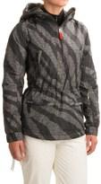 Bogner Fire & Ice Bogner Emia Printed PrimaLoft® Ski Jacket - Waterproof, Insulated, Zip Neck (For Women)