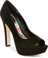 Madden-Girl Sofia Platform Pumps