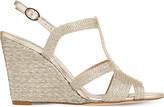 LK Bennett Ripley leather sandals