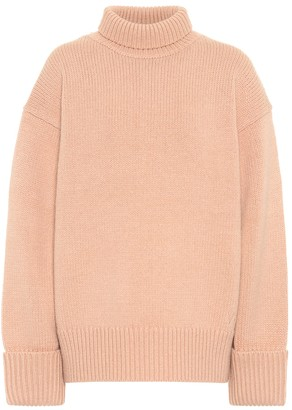 Victoria Victoria Beckham Roll-neck wool sweater