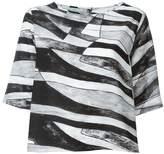 Mini Market Minimarket 'Suffix' blouse
