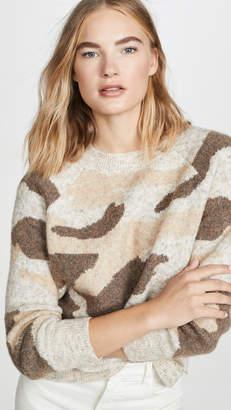 Dna Camo Sweater