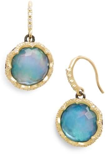 Armenta Old World Opal Drop Earrings