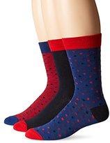 Ben Sherman Men's Conan Crew Socks 6 Pack