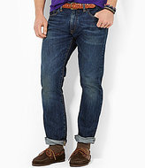 Polo Ralph Lauren Varick Slim-Fit Warwick Wash Jeans