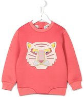 Stella McCartney 'Reeve' tiger print sweatshirt