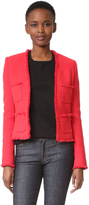 L'Agence Jules Tweed Jacket