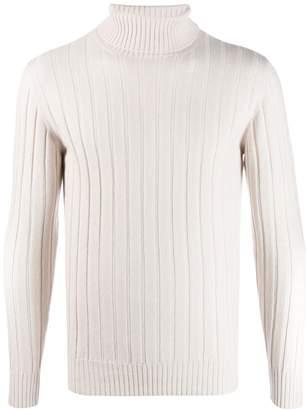 Eleventy ribbed knit sweater