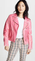 Golden Goose Deluxe Brand Chiodo Leather Jacket