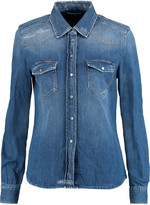 7 For All Mankind Western denim shirt