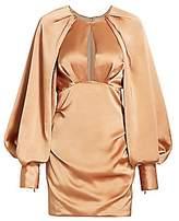 Acler Women's Paringa Puff Sleeve Mini Dress