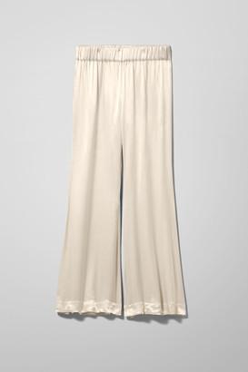 Weekday Shear Trousers - Blue