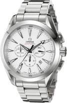 Omega Men's 231.10.44.50.04.001 Aqua Terra Dial Watch