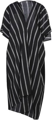 COLOUR 5 POWER 3/4 length dresses