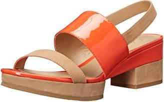 Delman Women's D-Malia-NP Platform Dress Sandal