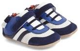 Robeez 'Everyday Ethan' Crib Shoe (Baby & Walker)