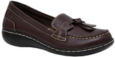 Cushionaire Women's Loafers BORDEAUX - Bordeaux Dale Loafer - Women