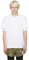 Satisfy White Long Distance T-Shirt