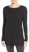 Halogen Rib Knit Tunic (Regular & Petite)