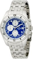 Sartego Men's SPC33 Ocean Master Quartz Chronograph Watch