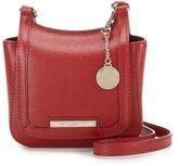 Donna Karan Small Flap Saddle Cross-body Bag
