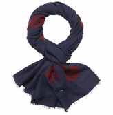 Tommy Hilfiger Th Needlepunch Scarf