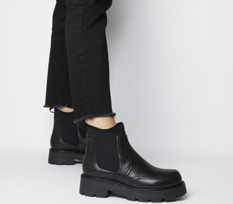 Vagabond Cosmo 2.0 Pull On Boots Black