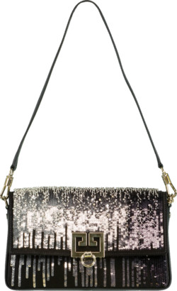 Givenchy Black Charm Shoulder Bag