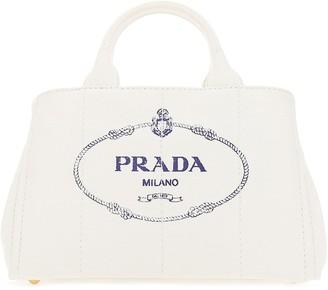 Prada Large Giardiniera Tote Bag