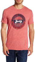 Lucky Brand Short Sleeve Jeep Circle Tee