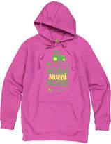 John Deere Fuchsia 'Sweet' Hoodie - Plus Too