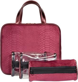 Stephanie Johnson Marais Martha Large Briefcase Cosmetic Case