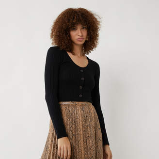 Warehouse SCOOP FRONT RIB TOP
